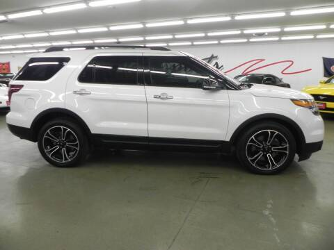 2014 Ford Explorer for sale at 121 Motorsports in Mt. Zion IL