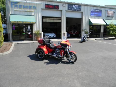 2021 Harley-Davidson TriGlide for sale at PREMIER MOTORSPORTS in Vancouver WA