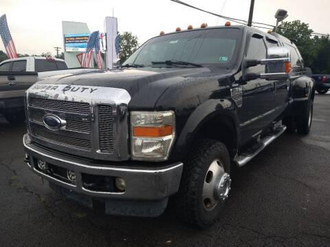 2008 Ford F-350 Super Duty for sale at P J McCafferty Inc in Langhorne PA