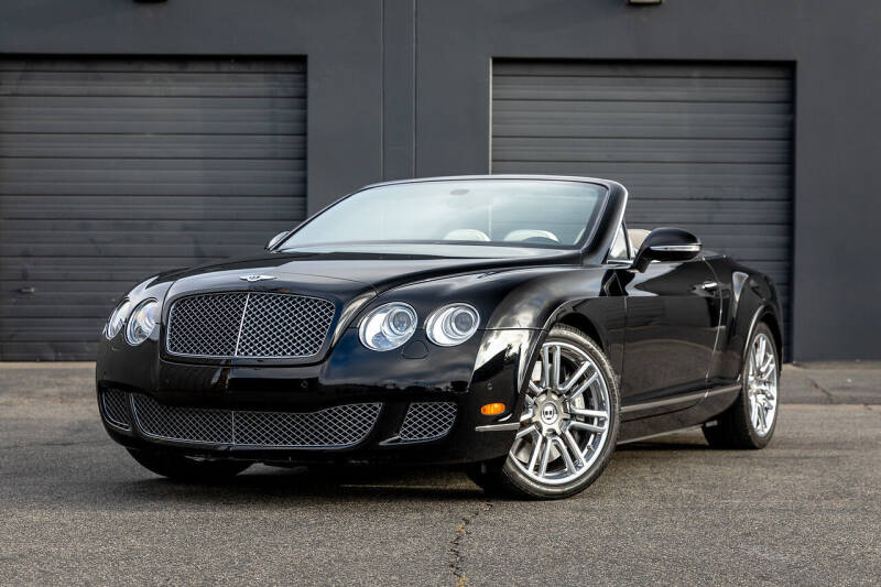 2010 Bentley Continental for sale at Nuvo Trade in Newport Beach CA