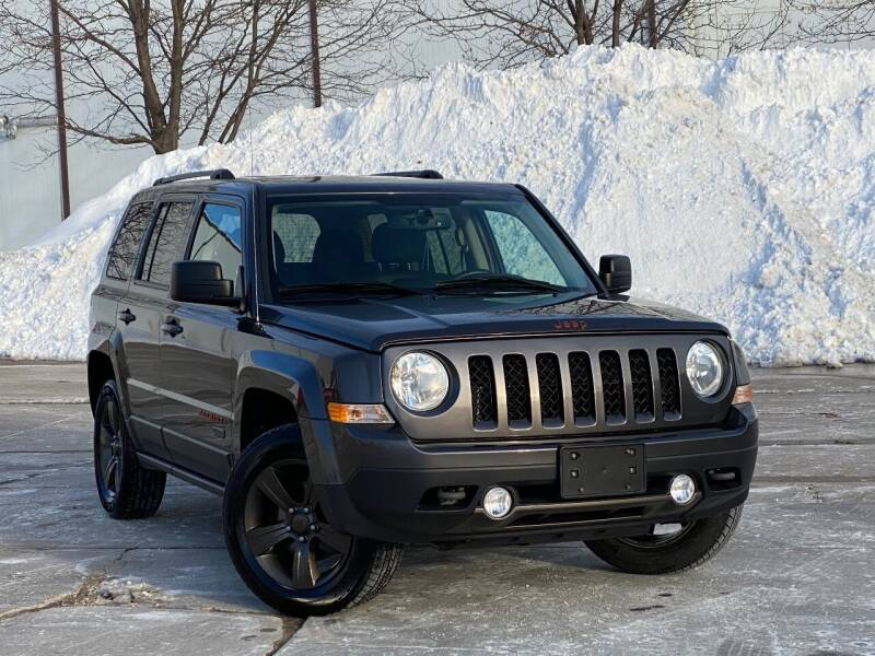2016 Jeep Patriot for sale at MILANA MOTORS in Omaha NE