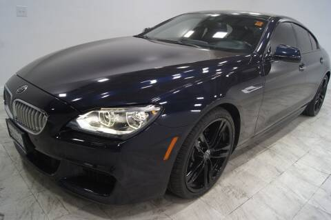 2015 BMW 6 Series for sale at Sacramento Luxury Motors in Carmichael CA