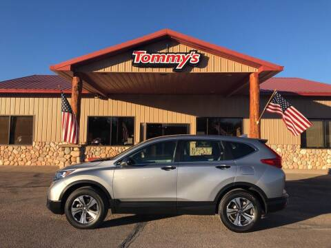 2019 Honda CR-V for sale at Tommy's Car Lot in Chadron NE