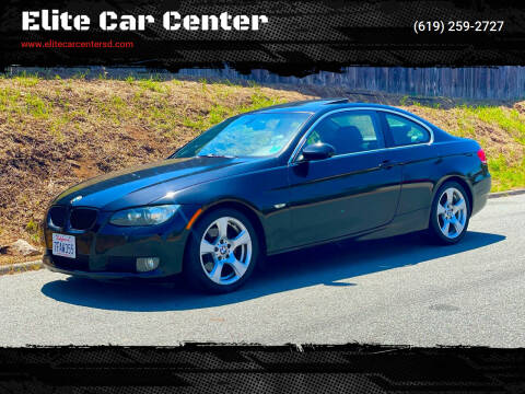 2008 BMW 3 Series for sale at Elite Car Center in Spring Valley CA