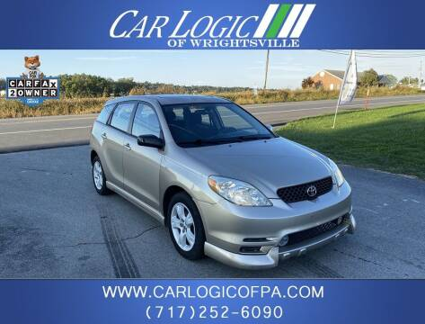 2003 Toyota Matrix for sale at Car Logic in Wrightsville PA