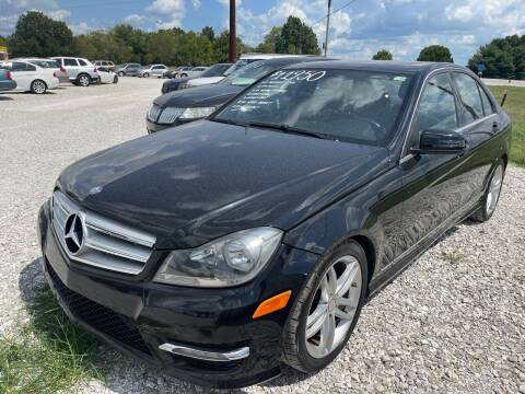 2012 Mercedes-Benz 300-Class for sale at Champion Motorcars in Springdale AR
