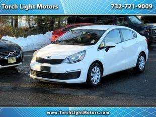 2016 Kia Rio for sale at Torch Light Motors in Parlin NJ