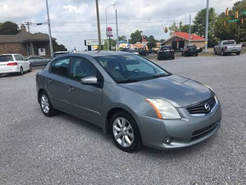 2010 Nissan Sentra for sale at Wholesale Auto Inc in Athens TN