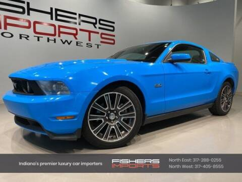 2011 Ford Mustang for sale at Fishers Imports in Fishers IN