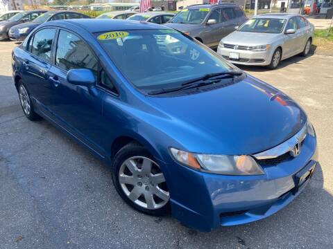2010 Honda Civic for sale at East Windsor Auto in East Windsor CT
