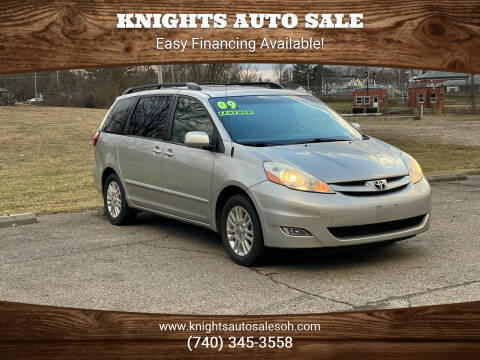 2009 Toyota Sienna for sale at Knights Auto Sale in Newark OH