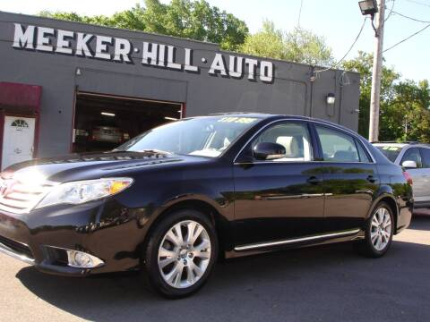 2011 Toyota Avalon for sale at Meeker Hill Auto Sales in Germantown WI