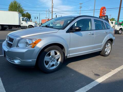 2009 Dodge Caliber for sale at Dorn Brothers Truck and Auto Sales in Salem OR