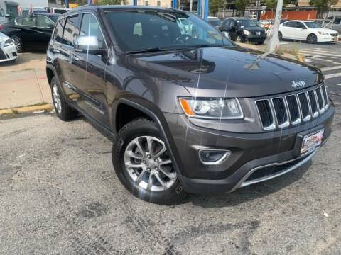 2014 Jeep Grand Cherokee for sale at Excellence Auto Trade 1 Corp in Brooklyn NY