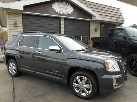2017 GMC Terrain for sale at River City Auto Center LLC in Chester IL