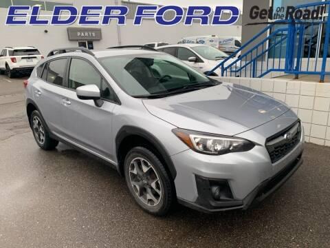 2019 Subaru Crosstrek for sale at Mr Intellectual Cars in Troy MI