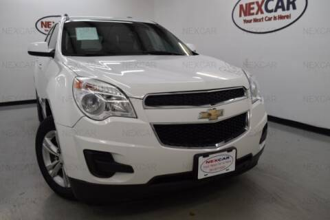 2014 Chevrolet Equinox for sale at Houston Auto Loan Center in Spring TX