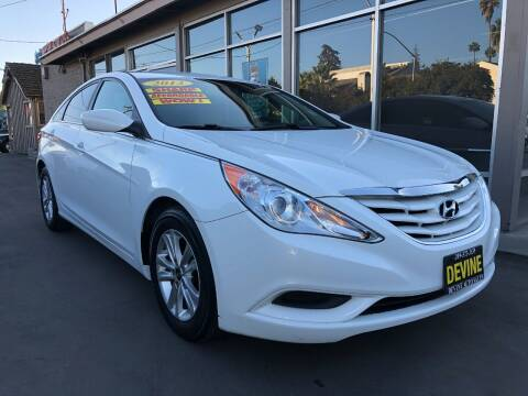 2013 Hyundai Sonata for sale at Devine Auto Sales in Modesto CA