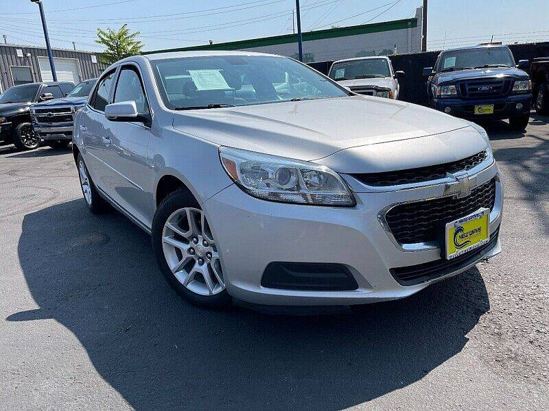 2015 Chevrolet Malibu for sale at New Wave Auto Brokers & Sales in Denver CO