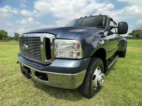 2006 Ford F-350 Super Duty for sale at Carz Of Texas Auto Sales in San Antonio TX