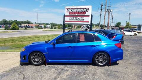 2011 Subaru Impreza for sale at Downing Auto Sales in Des Moines IA