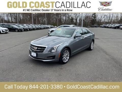 2018 Cadillac ATS for sale at Gold Coast Cadillac in Oakhurst NJ