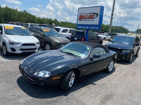 1998 Jaguar XK-Series for sale at Billy Ballew Motorsports in Dawsonville GA