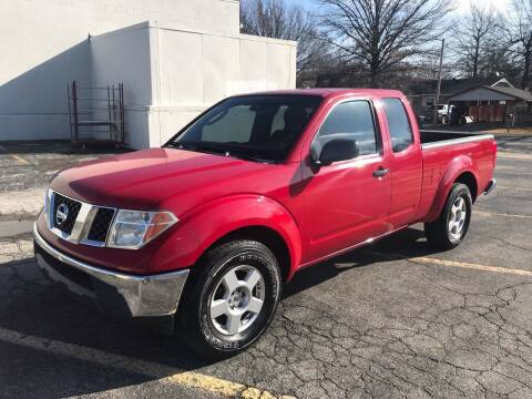 2006 Nissan Frontier for sale at Superior Used Cars LLC in Claremore OK