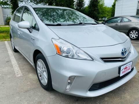 2012 Toyota Prius v for sale at MBL Auto in Fredericksburg VA