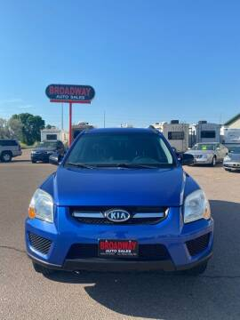 2010 Kia Sportage for sale at Broadway Auto Sales in South Sioux City NE