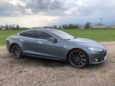 2013 Tesla Model S for sale at NJ Enterprises in Indianapolis IN