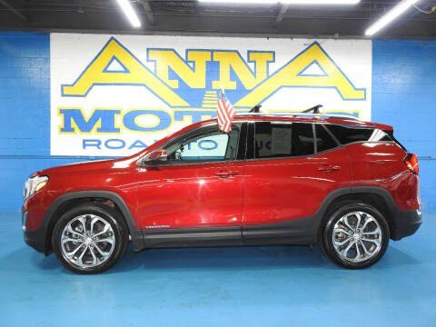 2018 GMC Terrain for sale at ANNA MOTORS, INC. in Detroit MI