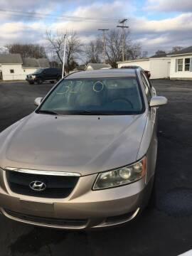 2007 Hyundai Sonata for sale at Mike Hunter Auto Sales in Terre Haute IN