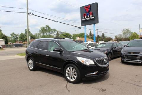 2017 Buick Enclave for sale at Go2Motors in Redford MI