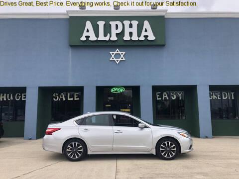 2017 Nissan Altima for sale at ALPHA AUTOMOBILE SALES, LLC in Lafayette LA