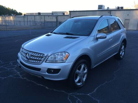 2008 Mercedes-Benz M-Class for sale at Legacy Motor Sales in Norcross GA