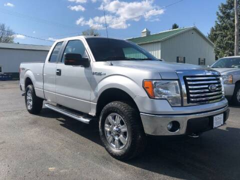 2012 Ford F-150 for sale at Tip Top Auto North in Tipp City OH
