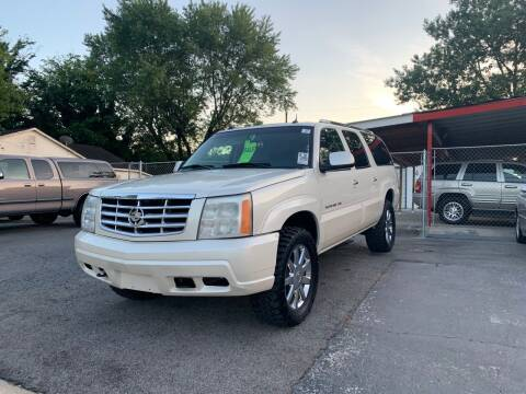 2005 Cadillac Escalade ESV for sale at D. C.  Autos in Huntsville AL