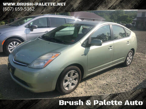 2007 Toyota Prius for sale at Brush & Palette Auto in Candor NY