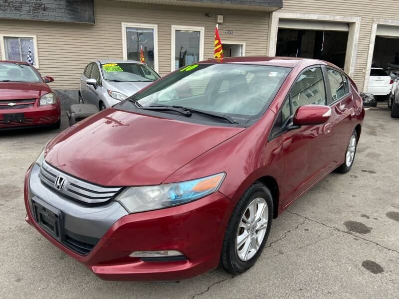 2010 Honda Insight for sale at Global Auto Finance & Lease INC in Maywood IL