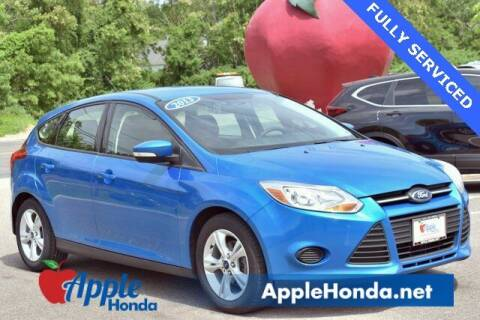 2013 Ford Focus for sale at APPLE HONDA in Riverhead NY