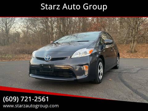 2015 Toyota Prius for sale at Starz Auto Group in Delran NJ