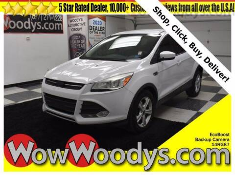 2014 Ford Escape for sale at WOODY'S AUTOMOTIVE GROUP in Chillicothe MO