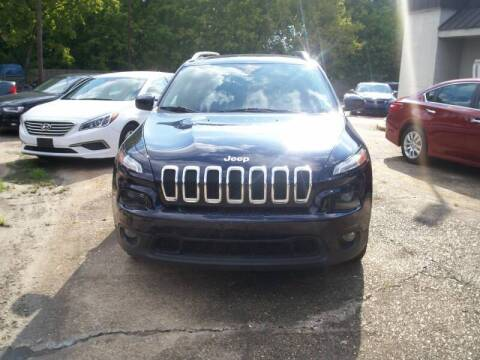 2015 Jeep Cherokee for sale at Louisiana Imports in Baton Rouge LA