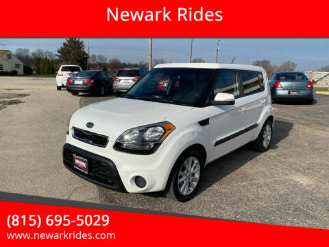 2012 Kia Soul for sale at Newark Rides in Newark IL