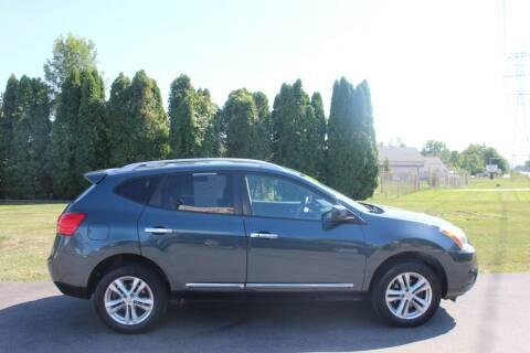 2013 Nissan Rogue for sale at D & B Auto Sales LLC in Washington Township MI
