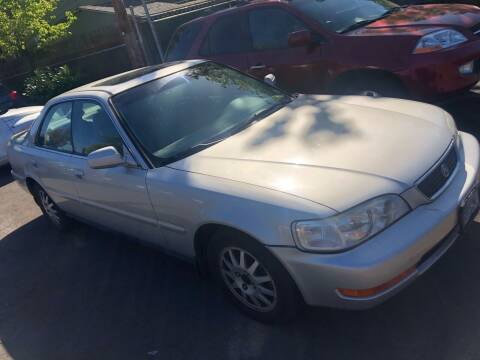 1997 Acura TL for sale at Blue Line Auto Group in Portland OR