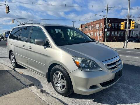 2007 Honda Odyssey for sale at G1 AUTO SALES II in Elizabeth NJ