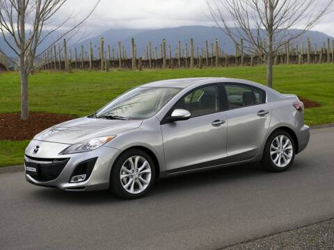 2011 Mazda MAZDA3 for sale at Bill Gatton Used Cars - BILL GATTON ACURA MAZDA in Johnson City TN