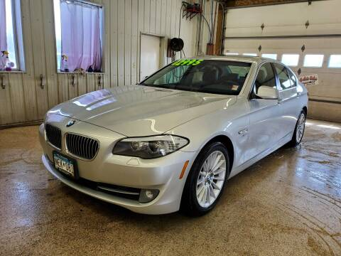 2011 BMW 5 Series for sale at Sand's Auto Sales in Cambridge MN